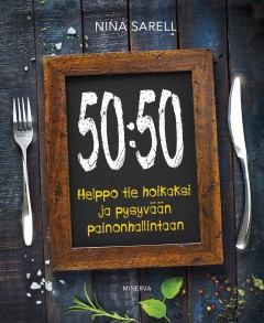 Kirja: 50:50 (Nina Sarell)