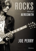 Kirja: Rocks (Joe Perry)